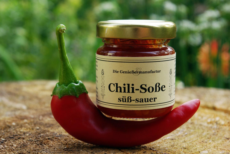 Chilisoße süß-sauer
