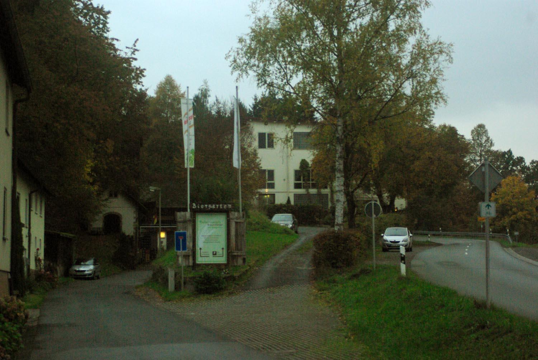Brauerei Haberstumpf in Trebgast