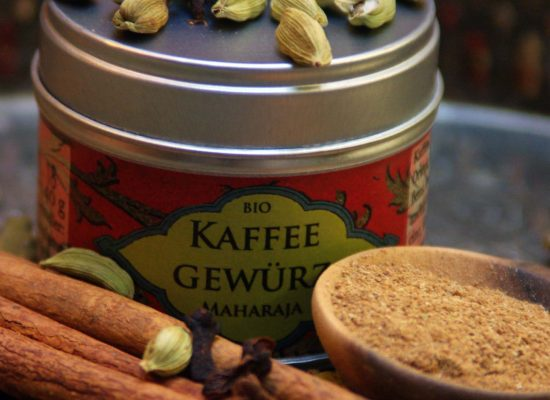 Kaffeegewürz - Preiserhöhung