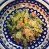 Zitronenpasta mit Lachs