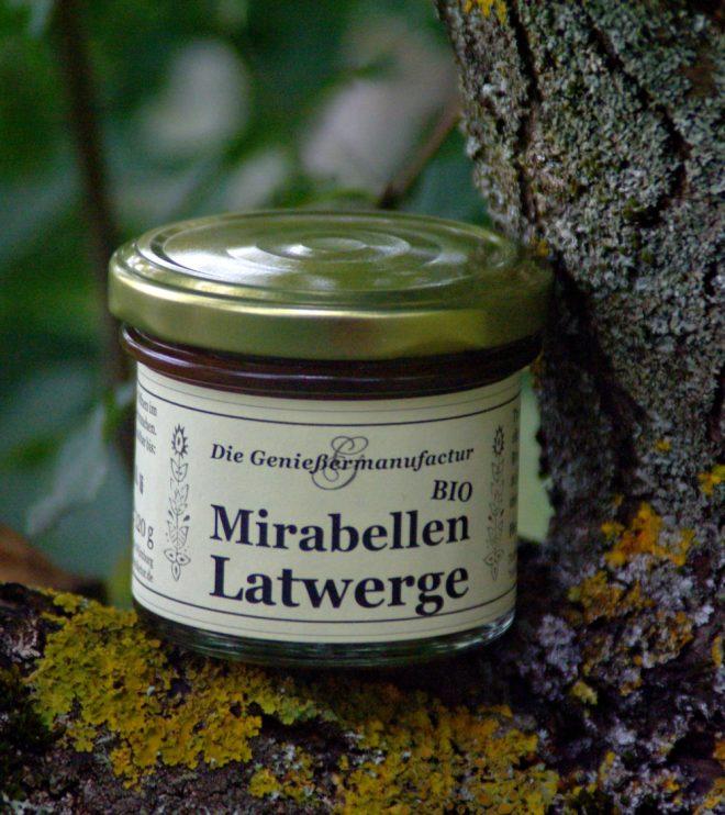 Latwerge Mirabellen