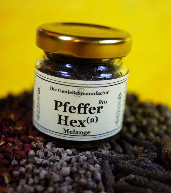 Pfeffer-Hex(a) Pfeffermischung Bio
