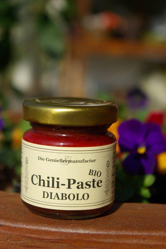 Chilipaste Diabolo, Würzpaste