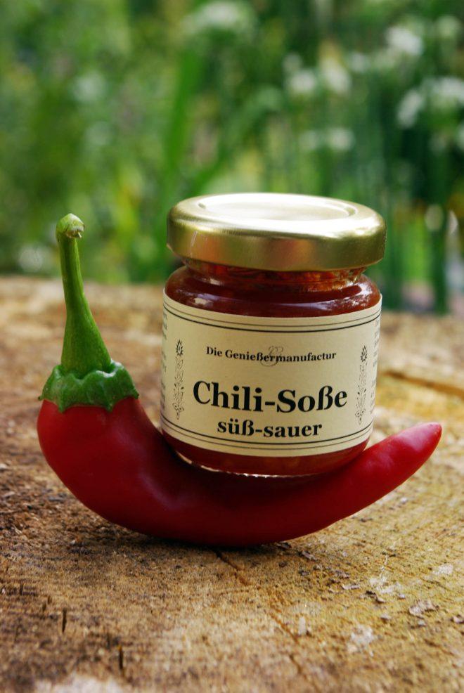 Chilisoße süß-sauer klassisch