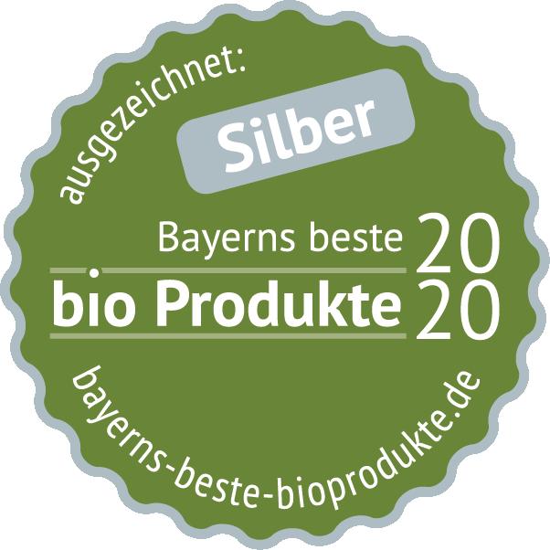 Latwerge aus fränkischenZwetschgen - Silberprämierung bei Bayerns beste Bioprodukte