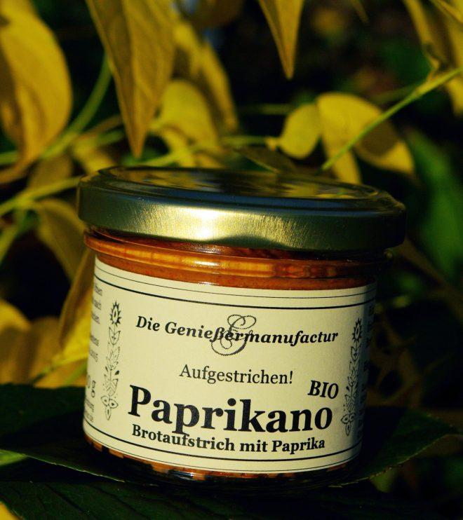 Brotaufstrich Aufstrich Paprikano