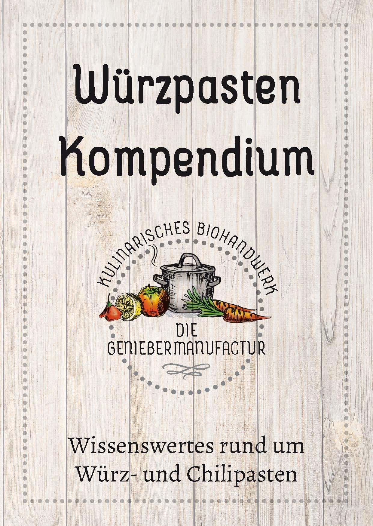 Würzpastenkompendium