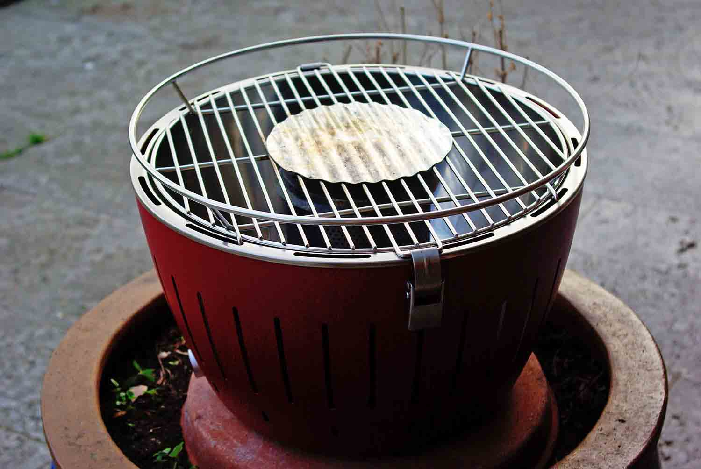 Lotus-Grill (Original) - Produkttest