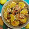 Zitronenhähnchen aus dem Ofen