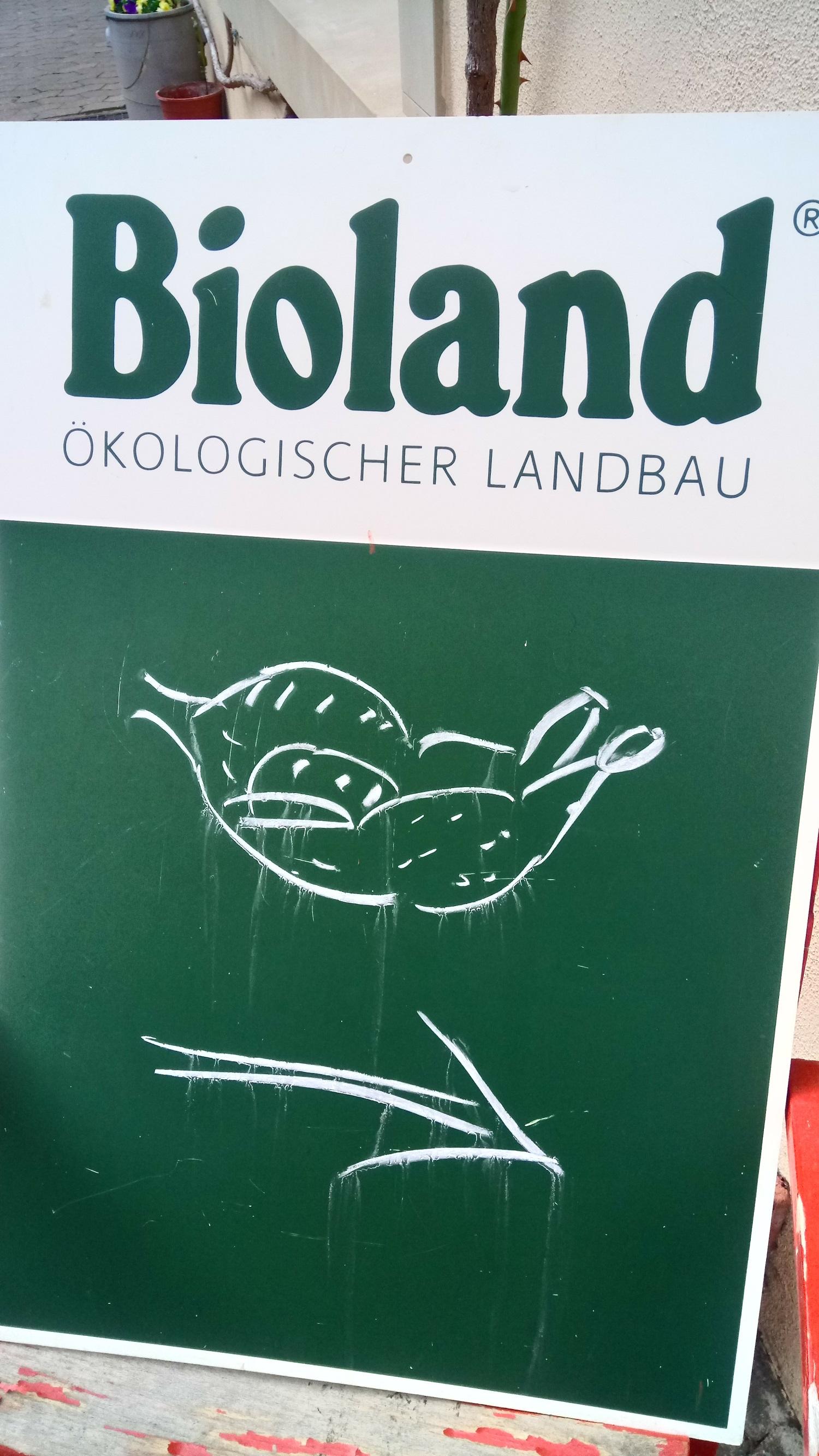 Bioland-Geflügelhof Hager-Plate in Hüttenheim - Nahrungsquellen