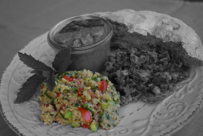 Taboule (Tabouleh) Couscous-Salat