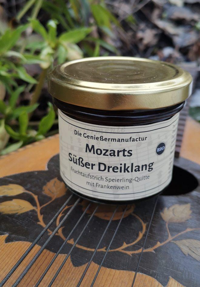 Mozarts Süßer Dreiklang zum Mozartfest